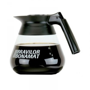 Bravilor Glass Jug - 1.7 Litre